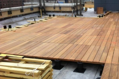 ROOFTOP DECKS / GREEN DECKS